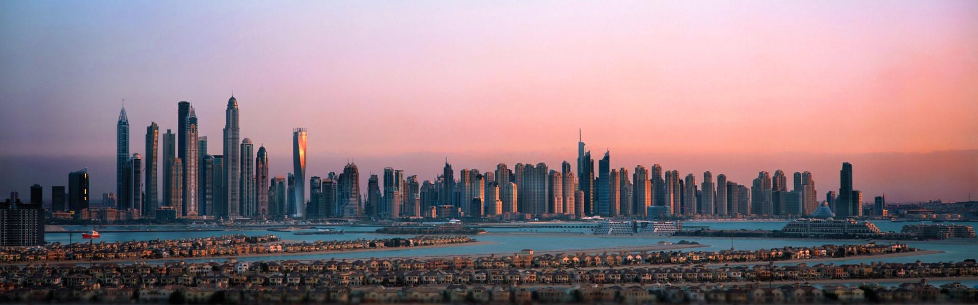 Cruceros Dubai