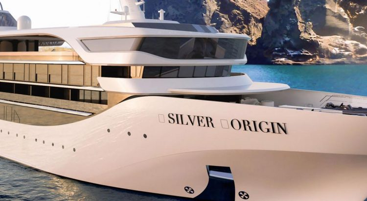 Silversea New Ship: Silver Origin