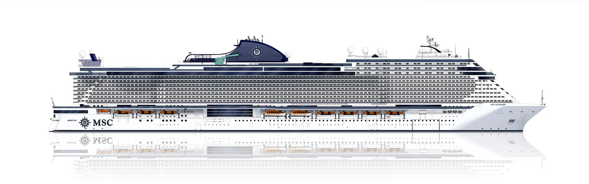 MSC Seashore 2021