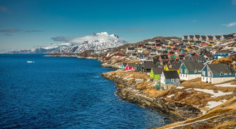 MSC Cruises in Greenland