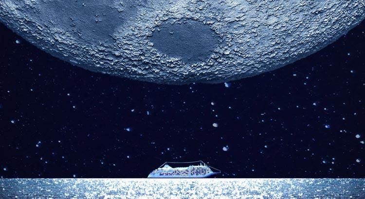Silver Moon by Silversea