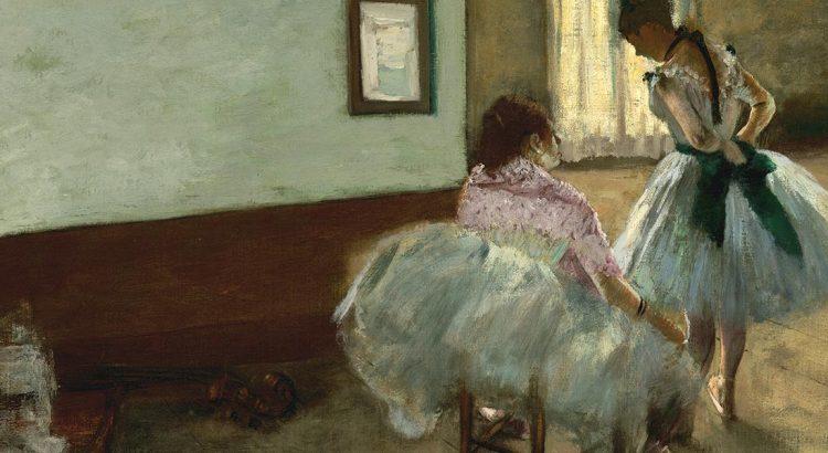 MSC Grandiosa Degas Art Gallery