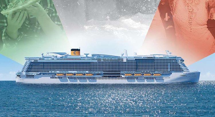 Costa Smeralda Cruises